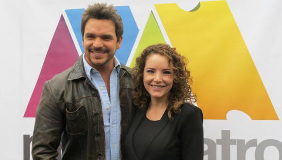 Virna Flores e Ismael La Rosa traen nueva propuesta teatral