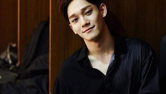 El cantante de EXO, Chen, anunció que se casará. (Foto: Instagram)