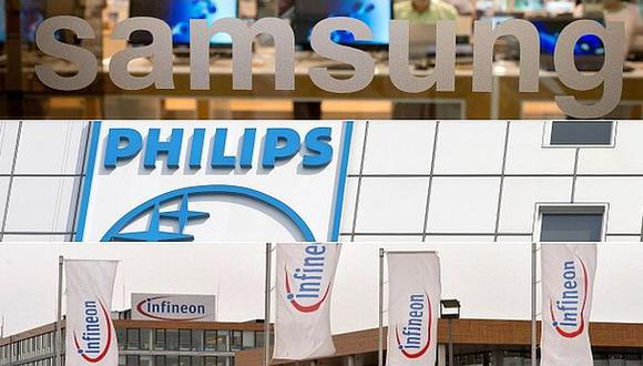 Multan a Samsung, Philips e Infineon por concertar precios