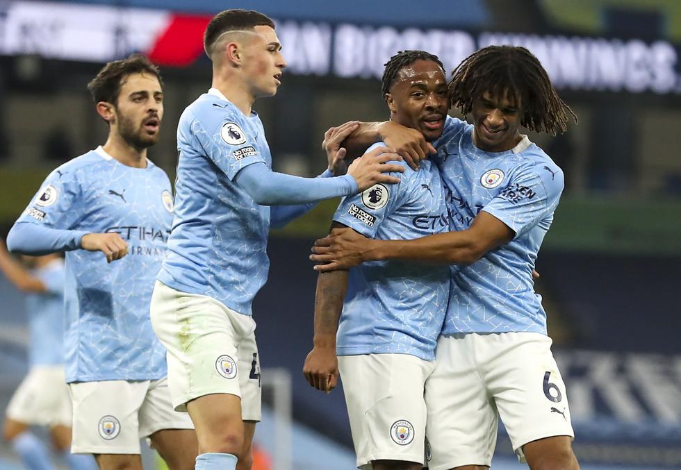 Manchester City enfrentó al Arsenal por la Premier League   Foto: AP/EFE/AFP