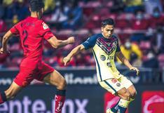 Fin del invicto: Toluca venció a América y lo igualó en la tabla del Apertura 2021