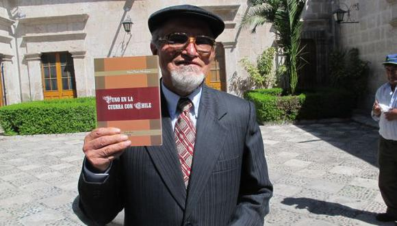 Libro relata participación de Puno en Guerra con Chile