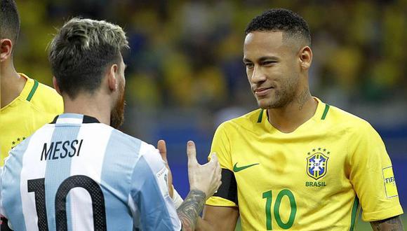 Lionel Messi y Neymar serán los protagonistas de la final. (Foto: Agencias)