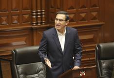 Fact checking: ¿Puede el presidente Martín Vizcarra ser procesado durante su mandato?