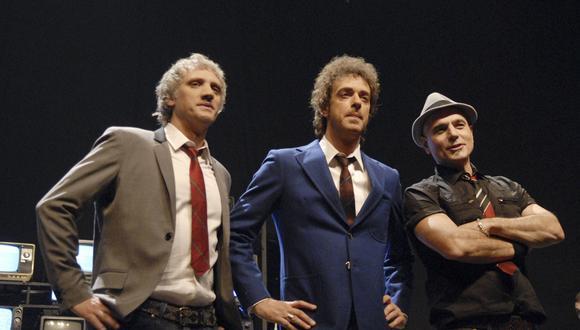 """Íconos del rock en español anuncian nueva versión de """"Música Ligera"""" en ska. (Foto: AFP/Maximiliano Luna)"""