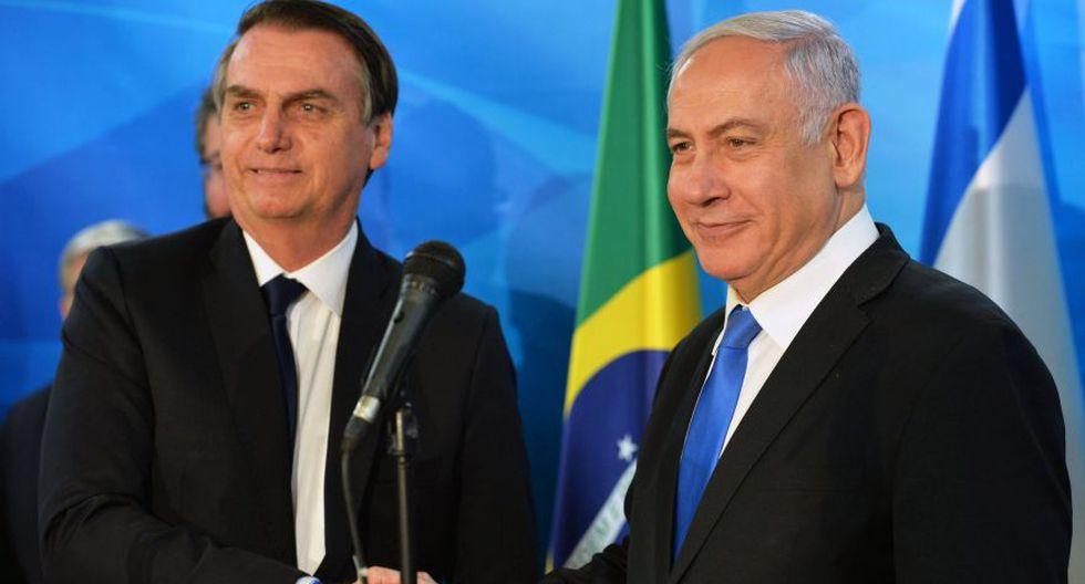 Israel anuncia que Brasil abrirá oficina diplomática en Jerusalén. (EFE)