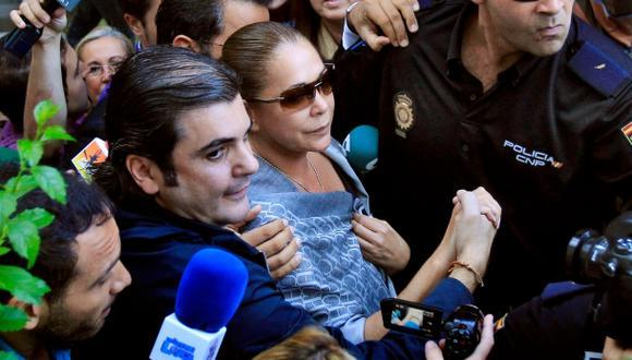 Isabel Pantoja entrará en prisión en las próximas 72 horas
