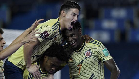 Colombia será local en la zona B de la Copa América 2021 | Foto: AP