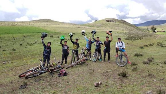 Áncash: organizan bicicleteada para promover cuidado del medio ambiente