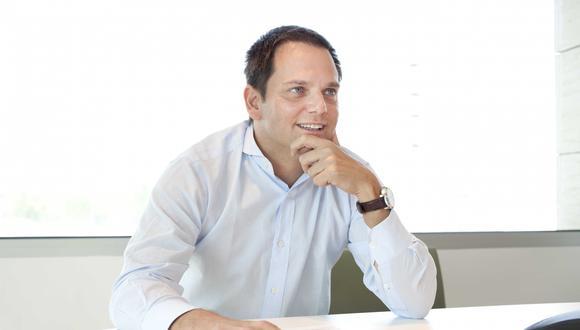 David Ruiz, CEO de Grenergy. (Foto: Grenergy)