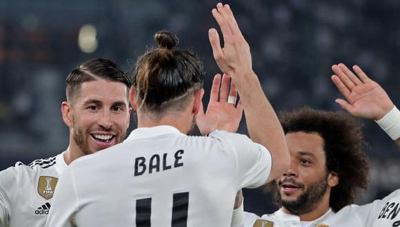 Real Madrid - Villarreal: 'Merengues' van este jueves (3:30 p.m. EN VIVO por DirecTV Sports) en busca del triunfo ante el 'Submarino amarillo' en cotejo aplazado por el Mundial de Clubes. (Foto: AFP)