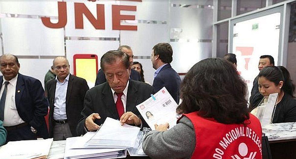 JNE se encuentra resolviendo apelaciones a decisiones de los Jurados Electorales Especiales. (Foto: GEC)