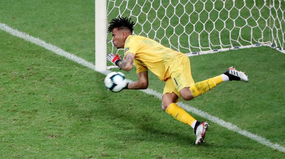 El penal que atajó Gallese a Luis Suárez fue clave para avanzar a las semifinales. Espectacular lo del arquero de Alianza Lima.