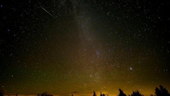La lluvia de meteoros perseidas es un acontecimiento que nadie se puede perder | Foto: NASA/Bill Ingalls