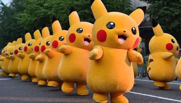 Pokémon Go cautiva a Hollywood: las estrellas que ya juegan