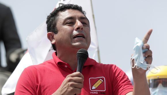 """""""Con todo el respeto que se merecen ustedes y sus pelotudeces democráticas, nuestra idea es quedarnos para instaurar un proceso revolucionario en el Perú"""", dice Bermejo en un audio que dataría del año pasado. (Foto: GEC)"""
