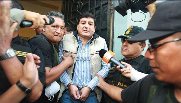 """Al preguntarle a Zevallos si apelaba el fallo del tribunal, lanzó una frase que sonó a amenaza: """"¡Esta es una sentencia para la prensa!""""."""
