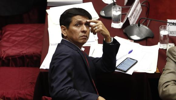 Jorge Melendez fue congresista de Peruanos por el Kambio y ministro en el gobierno de Martín Vizcarra (Foto: GEC)