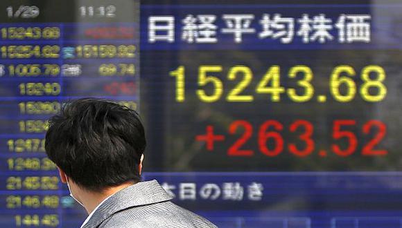 Mercados de Asia cayeron ante temores por recorte de la FED