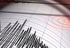 Sismo de magnitud 4,0 se reportó en el Callao, señaló el IGP