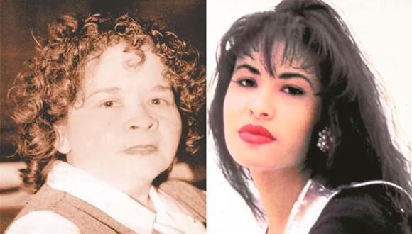 Yolanda Saldívar, la mujer que asesino de un disparo a Selena Quintanilla. (Fotos: Captura de El Universal)