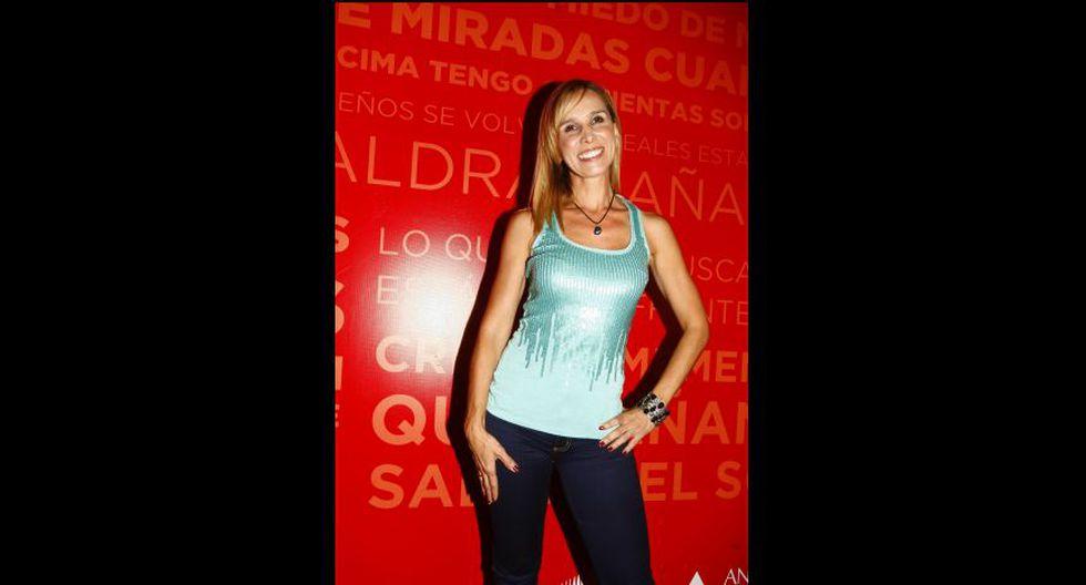 Goyzueta viajó unos años a estudiar actuación en Televisa (México). (Foto: archivo El Comercio)