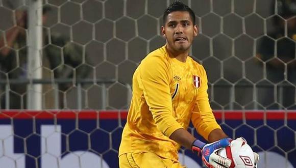 Fernández continuará en Deportivo Binacional. (Foto: USI)