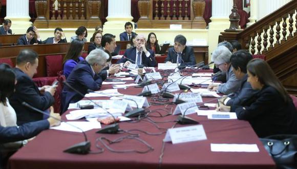 Las comisiones de Economía y Producción aprobaron un dictamen que crea una superintendencia adjunta a la SBS para que supervise a las cooperativas de ahorro y crédito. (Foto: Congreso)