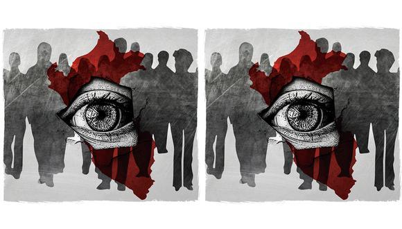 """""""No perdamos de vista, entonces, el gran objetivo: que la sanción a los responsables permita que en el futuro sean muchos menos los que se atrevan a llenarse los bolsillos con los dineros públicos"""". (Ilustración: Rolando Pinillos Romero)."""