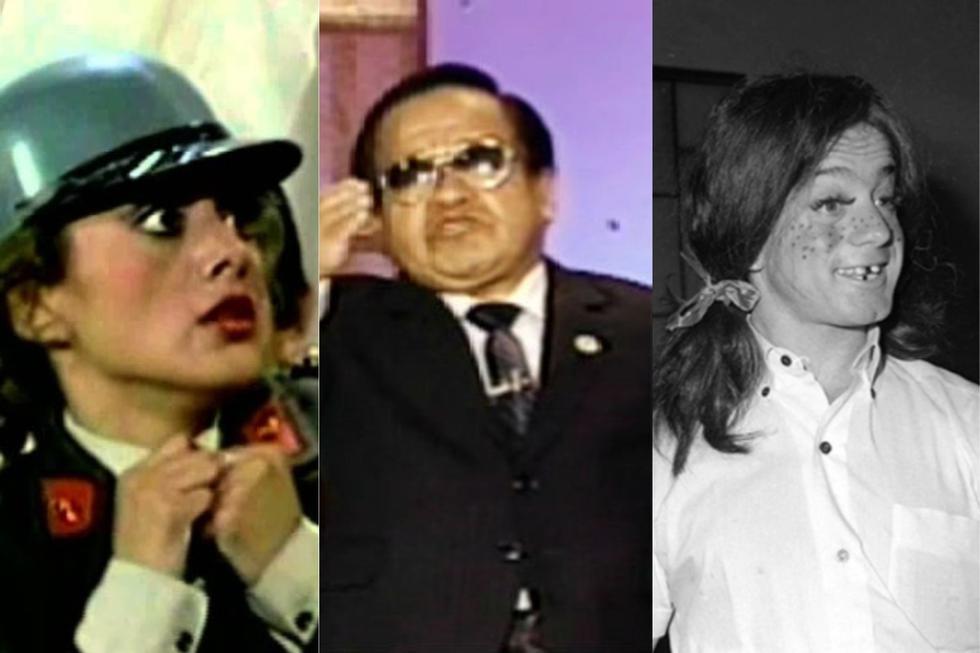 Tras el fallecimiento de Justo Espinoza Pelayo, mejor conocido como 'Petipán', recordamos a los actores cómicos del recordado programa que ya no están entre nosotros. (Foto: Captura Panamericana/Archivo GEC).
