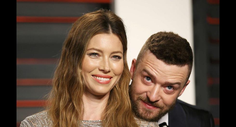 El actor y cantante Justin Timberlake (derecha) se disculpó públicamente con su esposa Jessica Biel tras haber sido captado agarrado de la mano con la actriz Alisha Wainwright. (Foto: Reuters)