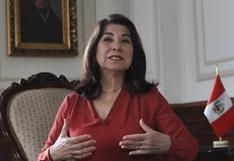 Comisión de Ética abrirá investigación de oficio por declaraciones de Martha Chávez