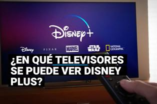¿En qué dispositivos funciona Disney Plus?