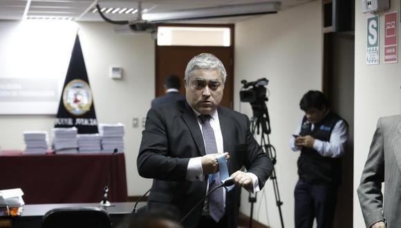 El personero legal del Partido Morado, Marco Antonio Zeballos, tiene una orden de comparecencia restringida por una investigación en su contra por el Caso Lava Jato. (Foto: GEC)
