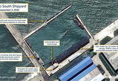 Corea del Norte: imágenes de satélite sugieren que Pyongyang podría lanzar misil desde submarino
