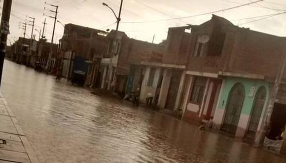 Ferreñafe: 22 viviendas han colapsado por intensas lluvias