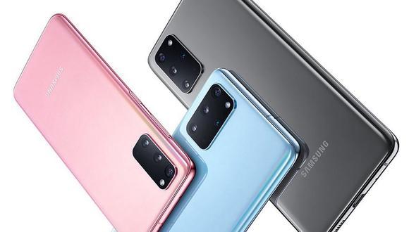 Revisa ahora si tu celular Samsung se actualizará a One UI 3.0. (Foto: Samsung)