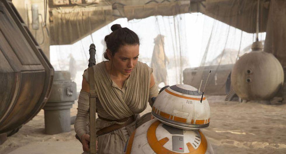 """Puesto: 03: """"Star Wars: The Force Awakens""""- Recaudación a nivel mundial: $2,068.2 - Año: 2015."""