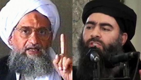 """Jefe de Al Qaeda llama """"mentiroso"""" a líder de Estado Islámico"""