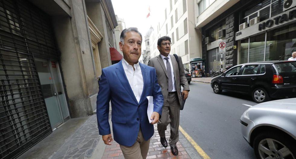 Gerardo Sepúlveda figura en calidad de testigo en la investigación contra el expresidente Alejandro Toledo por el Caso Odebrecht. (Foto: GEC)