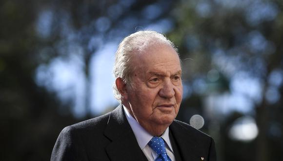 El rey Juan Carlos de España encargó crear una estructura para recibir dinero en Suiza, declaró un abogado ante un fiscal suizo. (Foto: PATRICIA DE MELO MOREIRA / AFP).