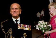 Príncipe Felipe y Diana de Gales: una amistad que perduró luego de su separación con el príncipe Carlos