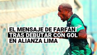 El mensaje de Jefferson Farfán tras sentenciar la victoria de Alianza Lima contra Municipal