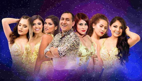 Corazón Serrano se reinventa y alista concierto virtual con todos sus integrantes. (Foto: Facebook oficial)