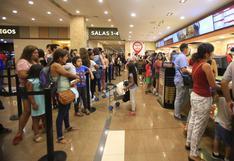 Gremio de cines asegura que no hay diferencia en la venta de alimentos en restaurantes y sus locales