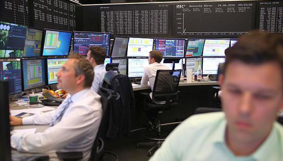 Bolsas europeas están a la espera de los resultados de las empresas. (Foto: Reuters)