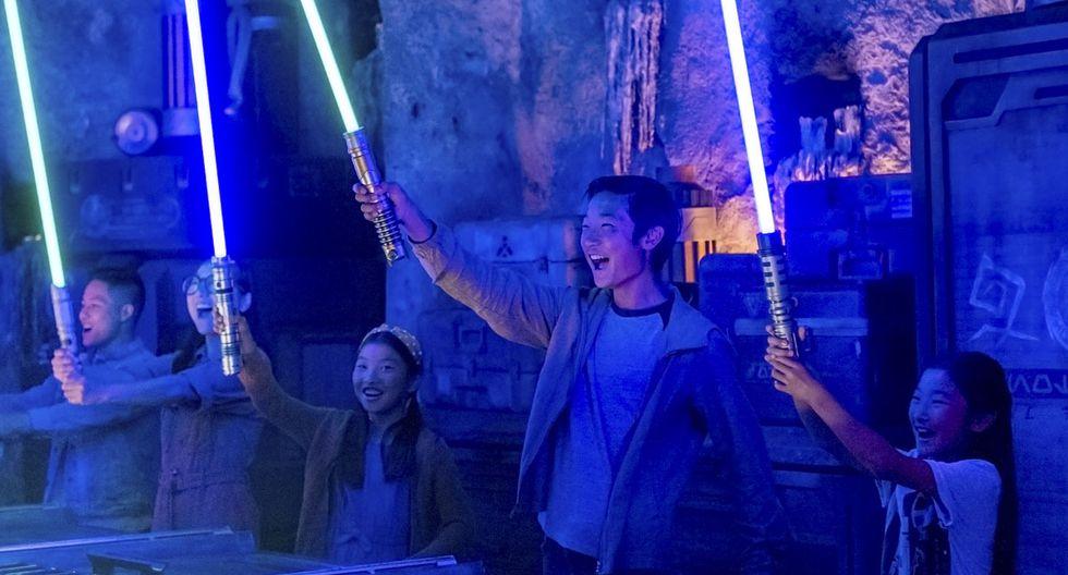 """""""Star Wars: The Rise of Skywalker"""": ¿qué significa el color del sable de luz? (Foto: Disney)"""