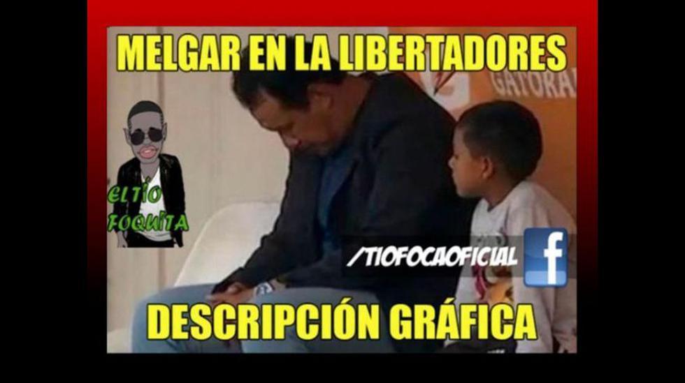 Melgar: memes se burlan de nueva derrota en Copa Libertadores - 4