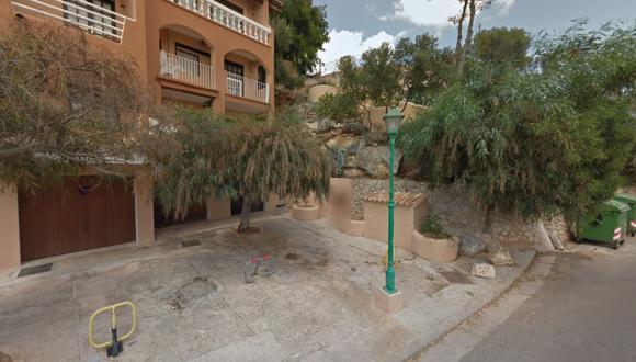 Usuario de Google Maps hizo un recorrido por las Islas Baleares en España y encontró una escena muy curiosa | Foto: Google Street View
