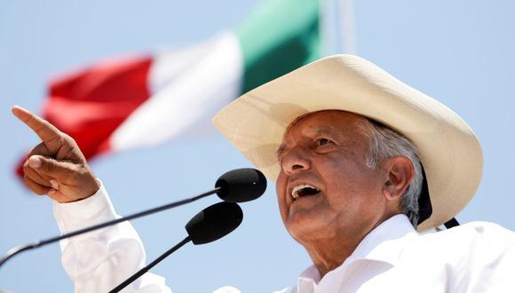 """Andrés Manuel López Obrados, conocido como """"AMLO"""", es el presidente electo de México. (Foto: Reuters/Alan Ortega)"""